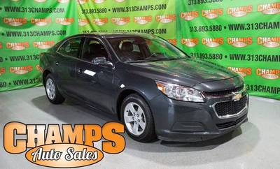 2015 Chevrolet Malibu in Detroit