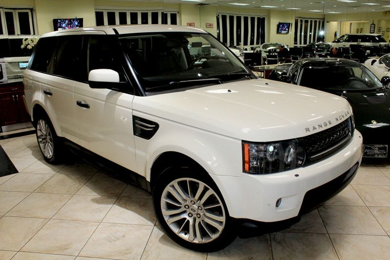 2010 Land Rover Range Rover Sport HSE LUX