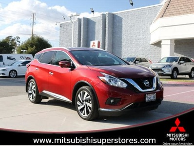 2015 Nissan Murano in Costa Mesa
