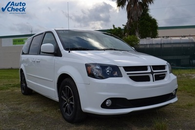 2015 Dodge Grand Caravan in Miramar