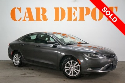 2016 Chrysler 200 in Miramar