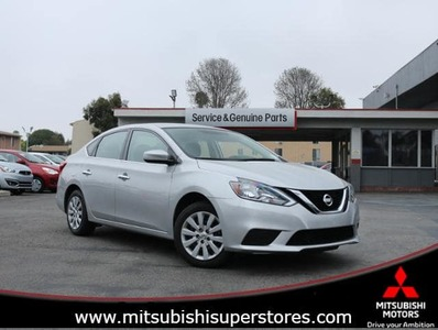2016 Nissan Sentra in Costa Mesa