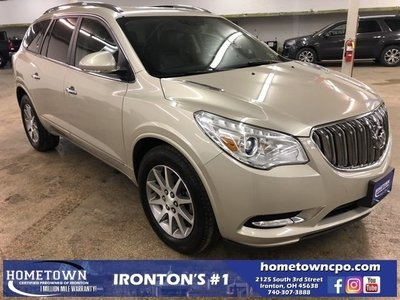 2014 Buick Enclave in ironton
