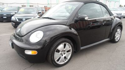 2004 Volkswagen New Beetle Convertible in North Hills