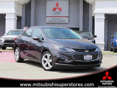 2017 Chevrolet Cruze in Costa Mesa