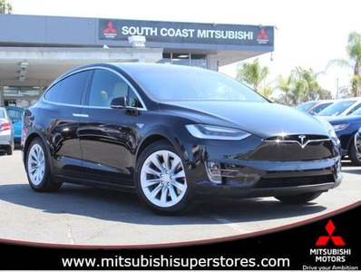 2016 Tesla Model X in Costa Mesa
