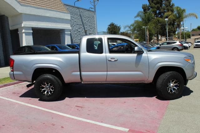 2016 Toyota Tacoma 4WD Access Cab Standard Bed I4 Automatic