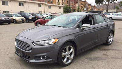 2014 Ford Fusion in Van Nuys