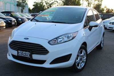 2015 Ford Fiesta in North Hills