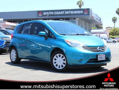 2014 Nissan Versa Note in Costa Mesa