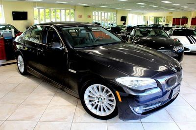 2012 BMW 5 Series in Burbank