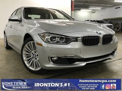 2015 BMW 3 Series in ironton