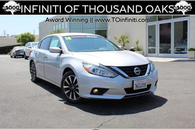 2016 Nissan Altima in Thousand Oaks