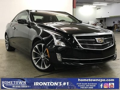 2015 Cadillac ATS Coupe in ironton