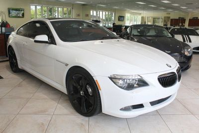 2010 BMW 6 Series in Burbank
