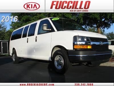 2016 Chevrolet Express Passenger in Cape Coral