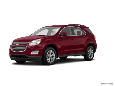 2016 Chevrolet Equinox in Santa Monica