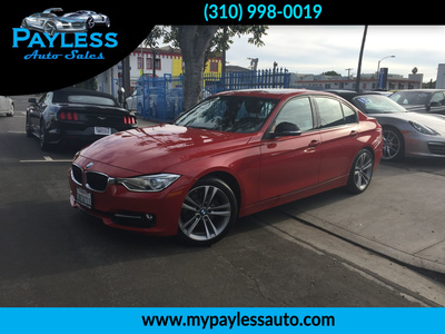 2015 BMW 3 Series in Santa Monica