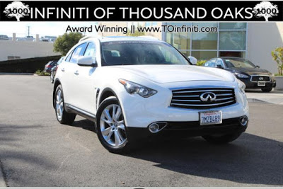 2015 INFINITI QX70 in Thousand Oaks