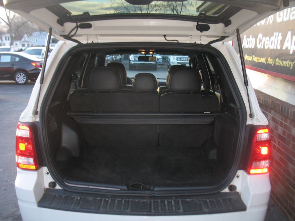 2010 Ford Escape LEATHER MOON ROOF