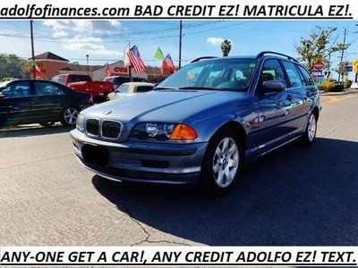 2001 BMW 3 Series in Jesus Is Lord, Really!,     EAGLE ROCK CA