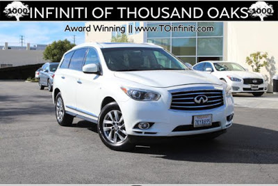 2015 INFINITI QX60 in Thousand Oaks