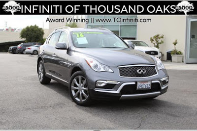 2016 INFINITI QX50 in Thousand Oaks