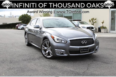 2015 INFINITI Q70L in Thousand Oaks