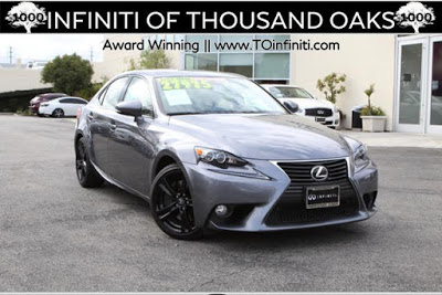 2014 Lexus IS 350 in Thousand Oaks
