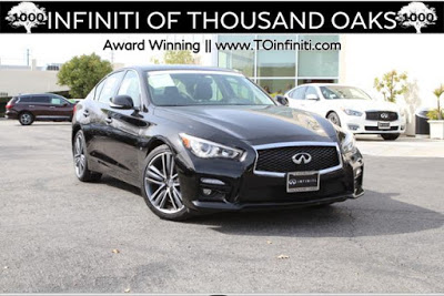 2015 INFINITI Q50 in Thousand Oaks