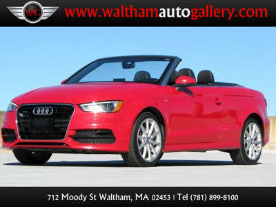 2016 Audi A3 Cabriolet in Waltham