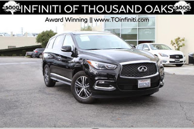 2018 INFINITI QX60 in Thousand Oaks