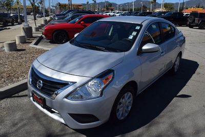2018 Nissan Versa Sedan in San Fernando
