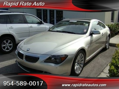 2004 BMW 645Ci in Deerfield Beach