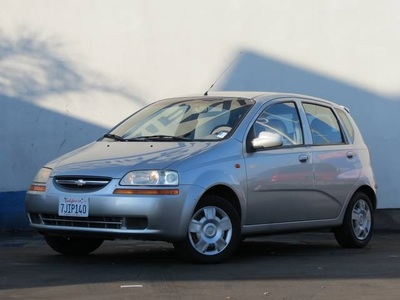 2004 Chevrolet Aveo in Long Beach