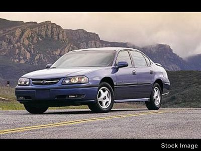 2001 Chevrolet Impala in City of Industry