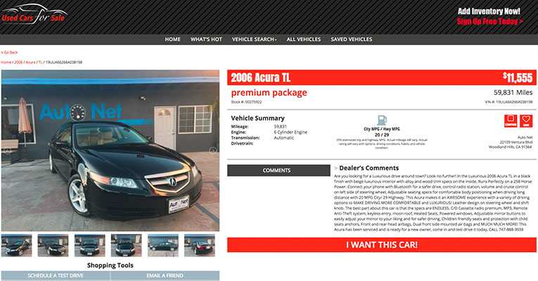 Used Cars For Sale Dealer Pledge